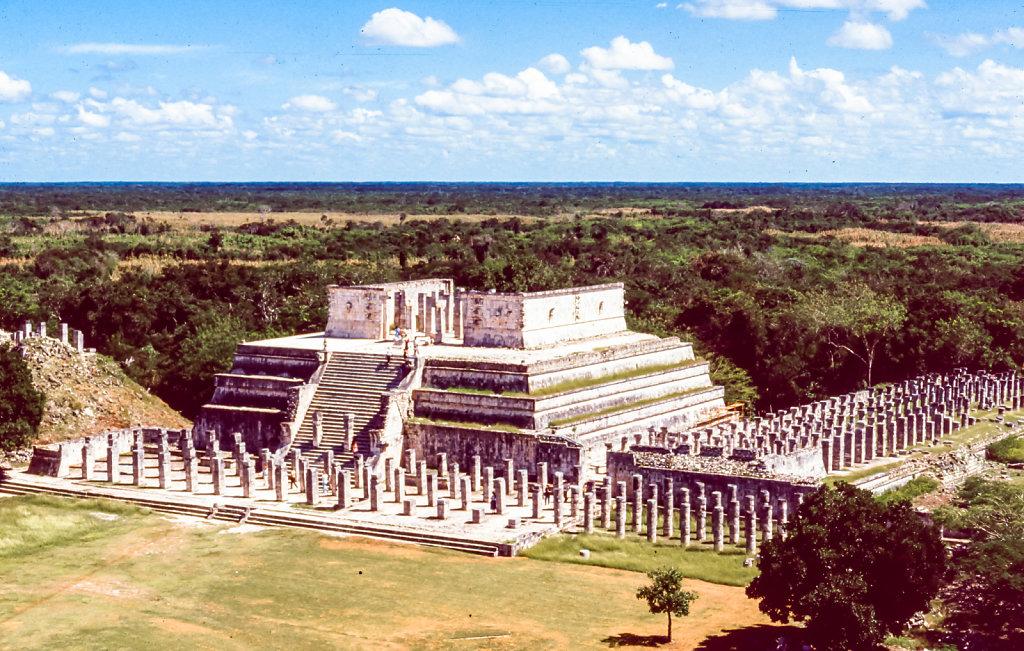 Vakantie Mexico - 1981
