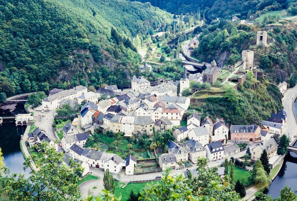Vakantie Luxemburg - 1983