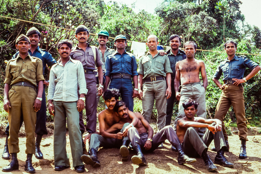 Sri-Lanka - 1984