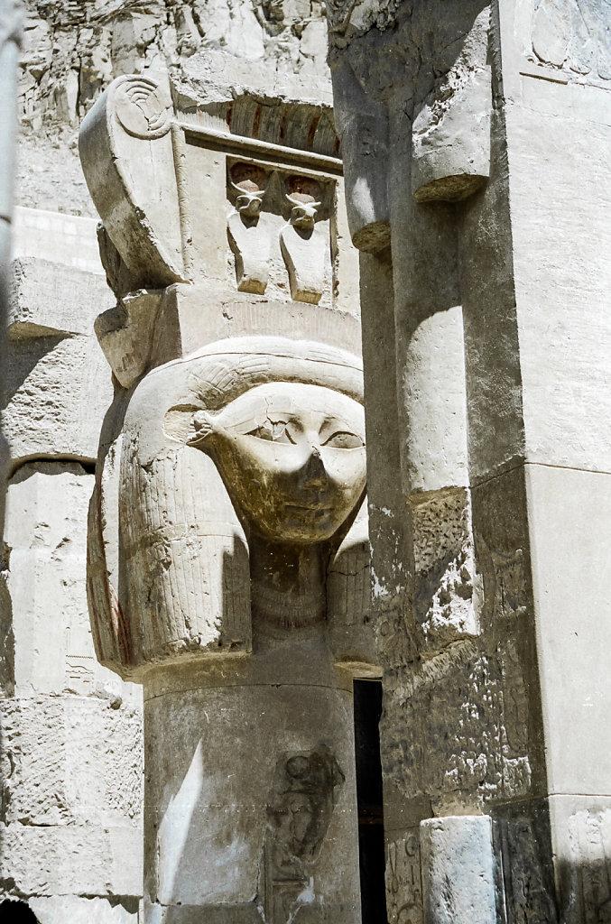 Vakantie Egypte - 1986